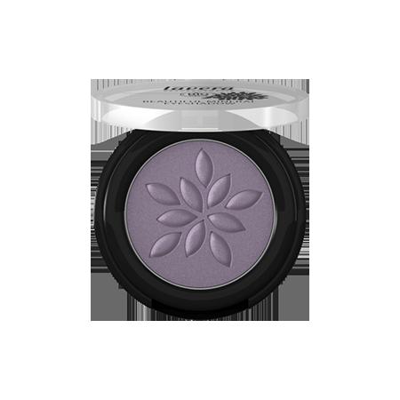 Минеральные тени моно тон 07 фиолетовый бриллиант lavera