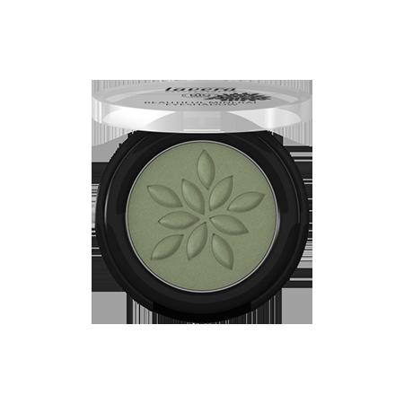 Минеральные тени моно тон 12 таинственный зеленый lavera