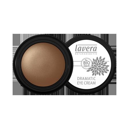 Минеральные тени для век мерцающие моно тон 01 золотой lavera