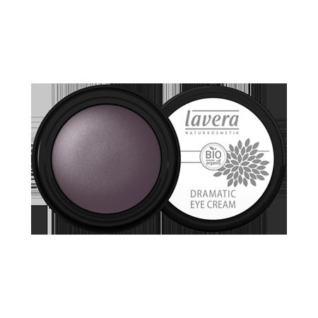Минеральные тени для век мерцающие моно тон 02 чувственный сливовый lavera