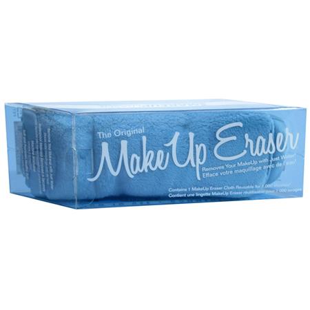 Умная материя для снятия макияжа (голубая) makeup eraser умная материя для снятия макияжа розовая makeup eraser