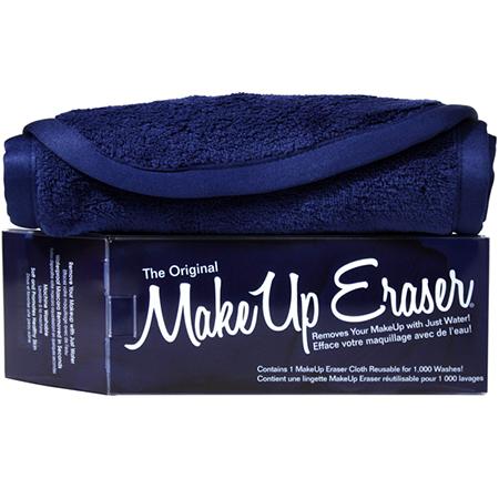 Умная материя для снятия макияжа (темно-синяя) makeup eraser умная материя для снятия макияжа розовая makeup eraser