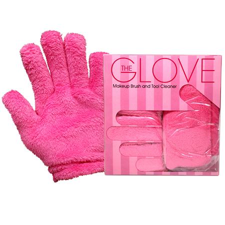 Перчатка для снятия макияжа glove makeup eraser alignment highlight rubber triangle eraser white