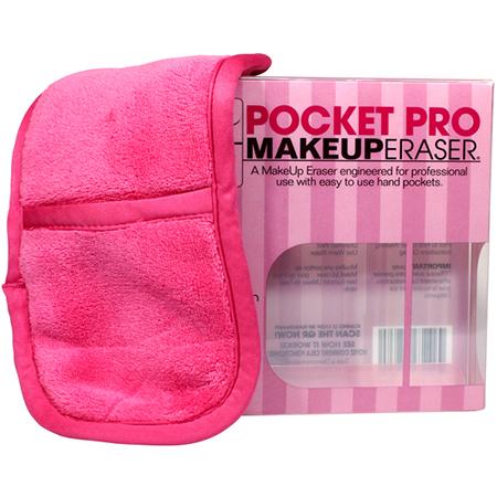 Умная материя для снятия макияжа с кармашком для руки (розовая) pocket pro makeup eraser умная материя для снятия макияжа розовая makeup eraser