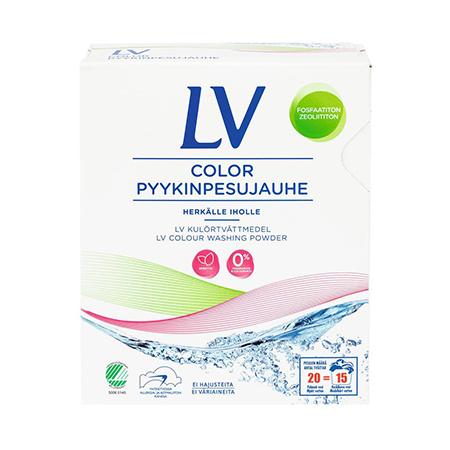 Купить со скидкой Стиральный порошок-концентрат для цветного белья color 750 гр lv (sale)