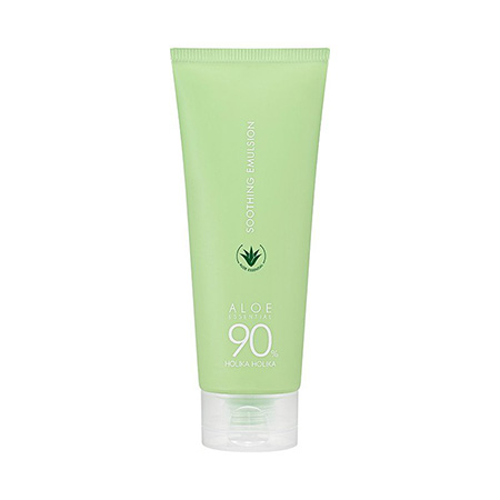 Увлажняющая эмульсия для лица aloe soothing emulsion 90% holika holika маска holika holika aloe 99% soothing gel jelly mask sheet