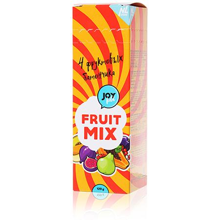 Фруктовые батончики «фруктовый mix» joyfield energy
