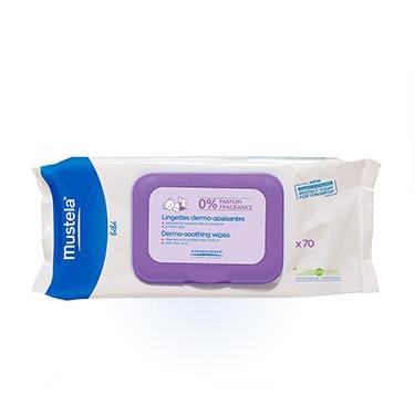 Салфетки для мягкого очищения без запаха mustela mustela салфетки влажные для тела 70 бебе