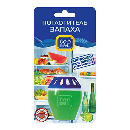 Поглотитель запаха лайм top house kokubo поглотитель запаха в гелевых шариках shosyuс запахом персика 150 г