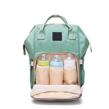 Купить Сумка-рюкзак для мамы (бирюзовая), Деошоп