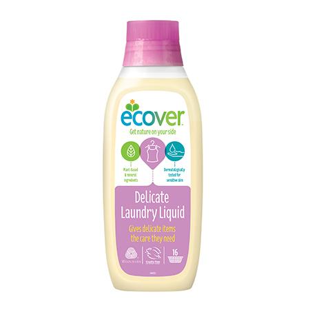 Экологическая жидкость (для стирки изделий из шерсти и шелка) ecover