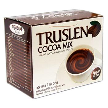 """Какао-напиток сухой """"cocoa mix"""" truslen D2928"""