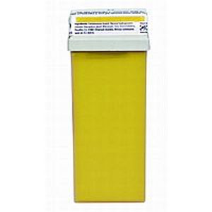 Кассета с воском банановый - желтый beauty image (Beauty Image)