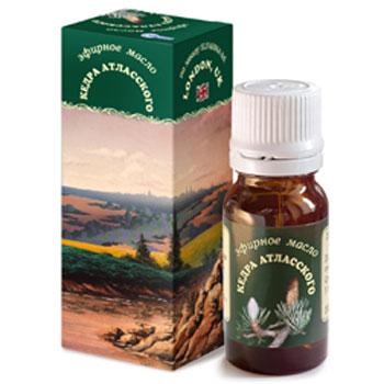 Эфирное масло кедра атласского эльфарма