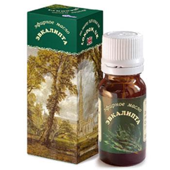 Эфирное масло эвкалипта эльфарма