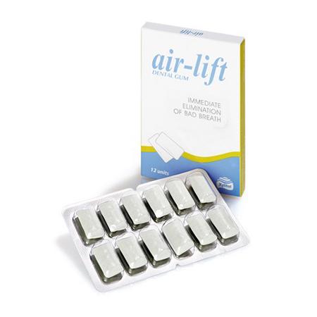 Жевательная резинка air-lift
