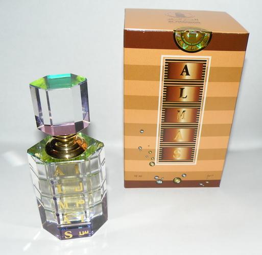 �������� ���� al mas/��� ��� 12 ��. (Al Haramain Perfumes LLC)