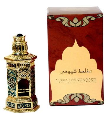 Арабские духи mukhallath shuyookhi / мухаллат шуюхи, 25 мл DeoShop 2430.000