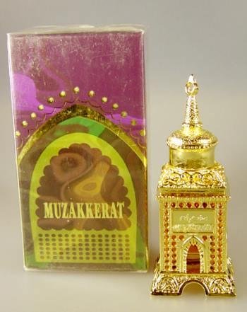 Арабские духи muzakkerat / музакерат, 12 мл DeoShop 1628.000
