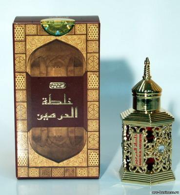 Арабские духи khalta al haramain /хальта аль-харамайн, 12 мл DeoShop 1848.000