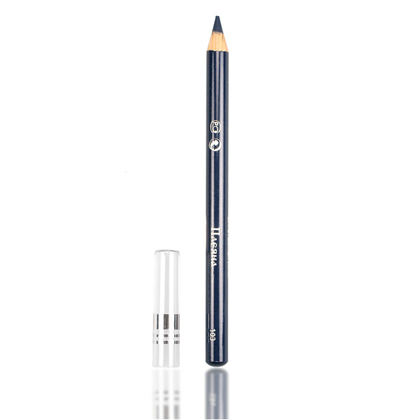 Стойкий карандаш для век №103 (темно-синий матовый) pleyana