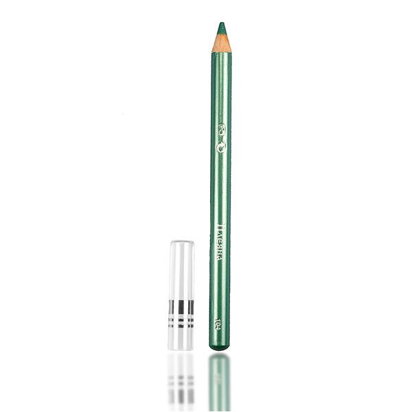 Стойкий карандаш для век №104 (зеленый) pleyana от DeoShop.ru