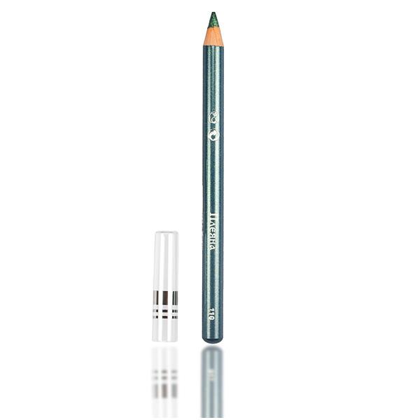 Стойкий карандаш для век №110 (золотой малахит) pleyana