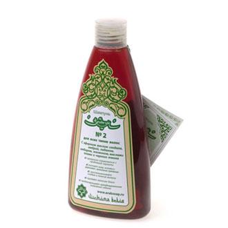Шампунь для всех типов волос с маслом жасмина зейтун №2