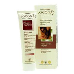 Крем-краска «тициан» logona, 150 мл косметика для мамы logona восстанавливающий крем для волос с маслом жожоба 150 мл