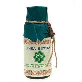 Натуральное увлажняющее масло ши зейтун