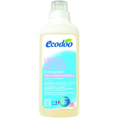 Средство для стирки деликатных тканей ecodoo