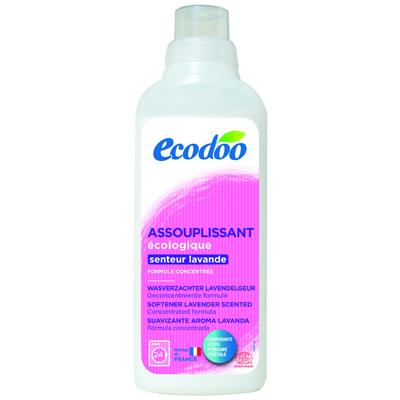 Кондиционер для белья с ароматом лаванды ecodoo
