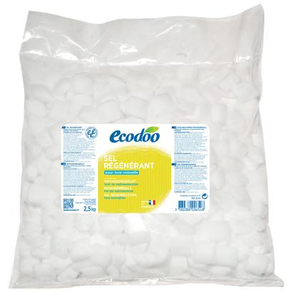 Регенерирующая соль для посудомоечной машины ecodoo