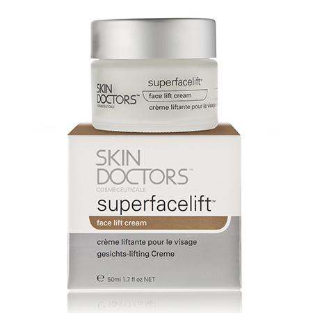 Лифтинг-крем для лица superfacelift skin doctors крем skin doctors skinactive14™ intensive day cream 50 мл