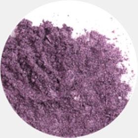 Минеральные тени для век frost (сливово-фиолетовый оттенок )