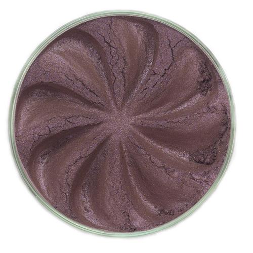 Минеральные тени jewel (темно-лиловый оттенок)
