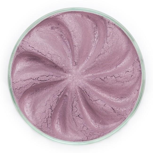 Минеральные тени jewel (бледно розово-лиловый)