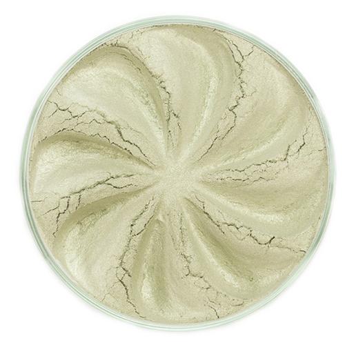 Минеральные тени jewel (оттенок зеленый чай)