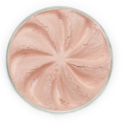 Минеральные тени jewel (бледно-розовый оттенок)