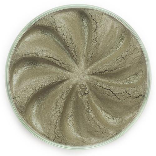 Минеральные тени jewel (оттенок серого зеленого чая)