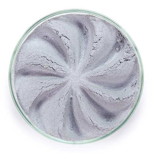 Минеральные тени jewel (серо-голубой оттенок)