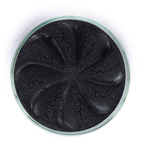 Минеральные тени jewel (сияющий черный оттенок)
