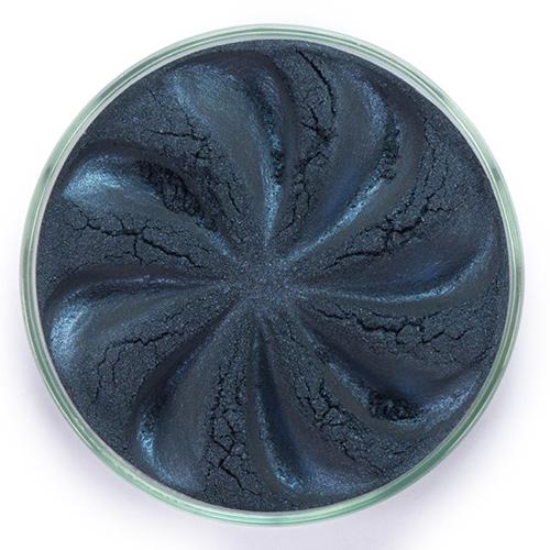Минеральные тени jewel (оттенок берлинская лазурь)
