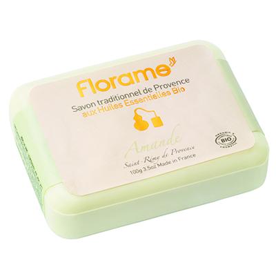 Растительное мыло «миндальное молочко» florame жидкое мыло florame florame мыло жидкое миндаль 500 мл