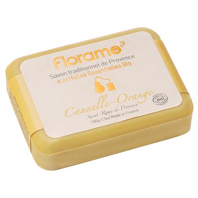 Растительное мыло «корица-апельсин» florame жидкое мыло florame florame мыло жидкое миндаль 500 мл