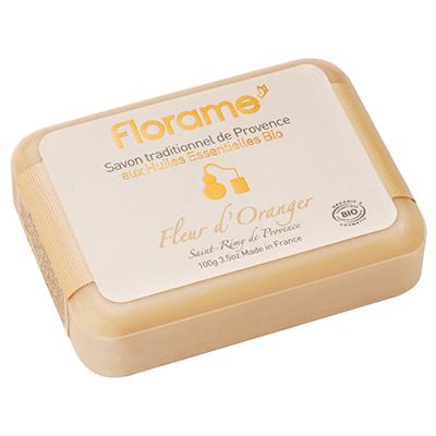 Растительное мыло «флер д'оранж» florame жидкое мыло florame florame мыло жидкое миндаль 500 мл