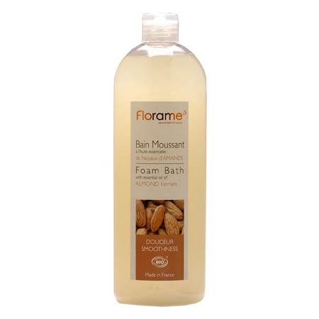 Гель для душа «миндальный орех» florame, 500 мл парфюм для дома florame florame диффузер провансальский мята лимон эфирное масло 10мл