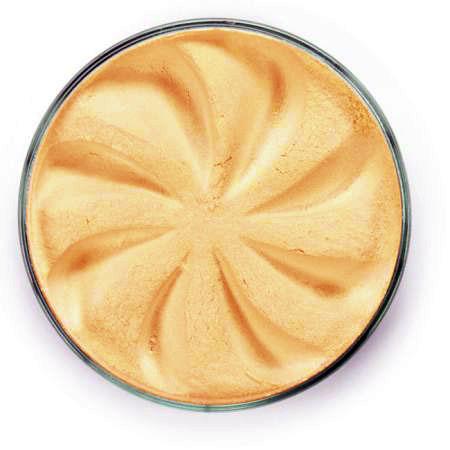 Минеральные перламутровые тени pearl (золотисто-бежевый оттенок)