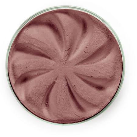 Минеральные перламутровые тени pearl (оттенок темная сирень) тени modis тени