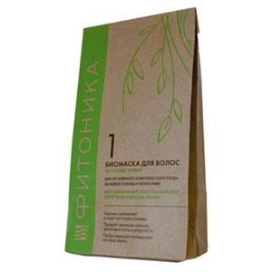 Биомаска для волос на основе талька фитоника №1 косметические маски биобьюти биобьюти 16 1 3 биомаска 3 витаминная 50 г